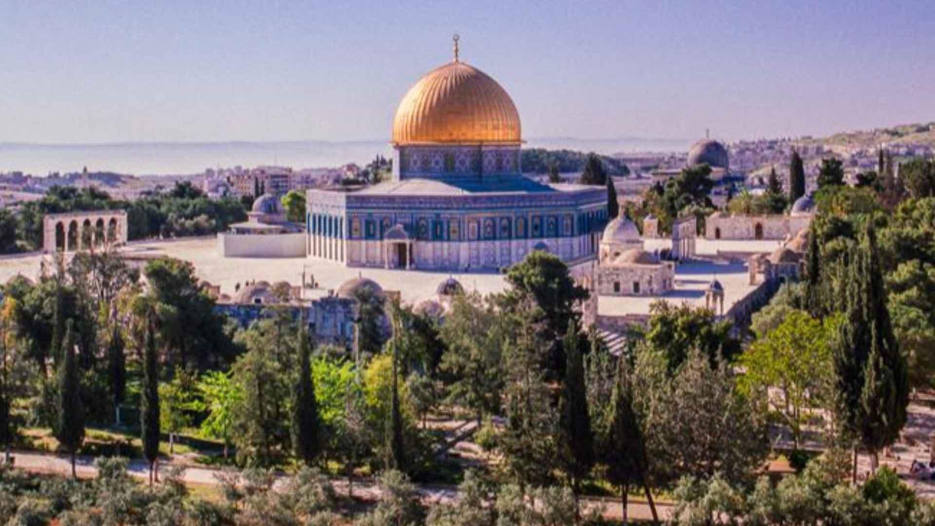 7 – Israel – Temple Mount